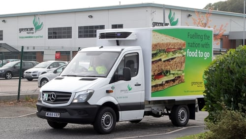 Greencore is the largest maker of pre-packed sandwiches in the UK