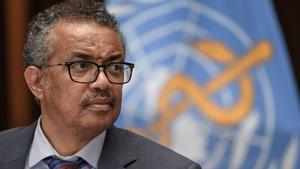 Tedros Adhanom Ghebreyesus said the mission is a priority for WHO
