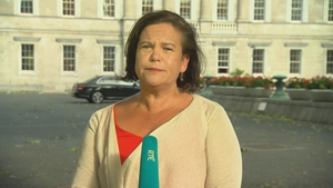 Speaking to RTÉ's Six-One Ms McDonald said the event is the final straw and that the Dáil needs to be recalled