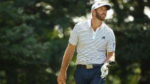 Dustin Johnson: 'I was swinging well so I just tried to keep giving myself looks'
