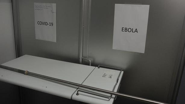 Ebola cases rising in Democratic Republic of Congo
