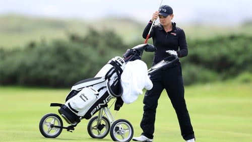 Lindsay Weaver: 'I have brakes but they don't work very well because my cart is more than a decade old'