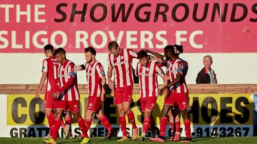 Sligo Rovers welcome Dundalk to the Showgrounds