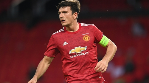 Harry Maguire was arrested on Thursday evening