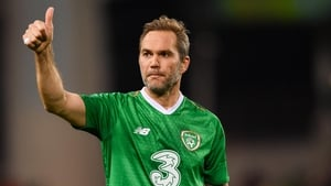 Vinny Perth was unimpressed with Jason McAteer's critique of Brian Kerr and Stephen Kenny