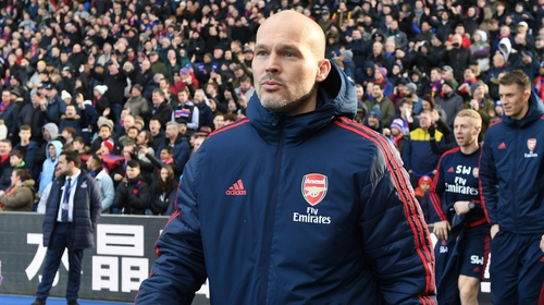 Freddie Ljungberg: Arsenal assistant coach to leave club