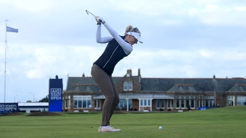 Inspired Sophia Popov Completes Fairytale Story at Royal Troon