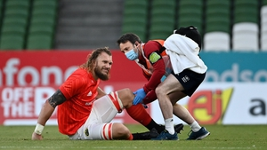 Munster are hopeful that RG Snyman could be available to return in October