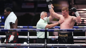 Alexander Povetkin stunned Dillian Whyte with a knockout win in August