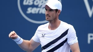 Andy Murray will face Alexander Zverev in the next round