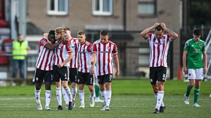 Derry City picked up a welcome win over Cork City on Friday