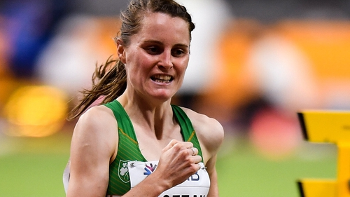 Ciara Mageean was unable to challenge in Stockholm