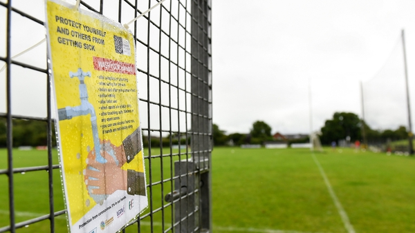 It had been hoped by inter-county managers that challenge matches could resume in the build up to next weekend's Allianz hurling Leagues and the football equivalent starting on 15/16 May