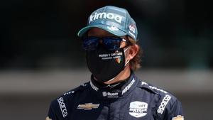 Fernando Alonso finished 21st
