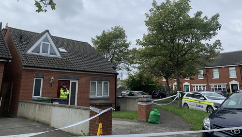 The body of 88-year-old Neasa Murray was found at a house at Kincora Court on Sunday evening