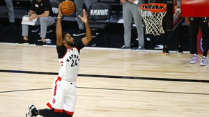 Norman Powell finished with 29 points as the Raptors defeated the Nets 150-122