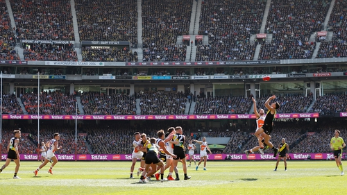 The 2019 Grand Final at the Melbourne Cricket Ground