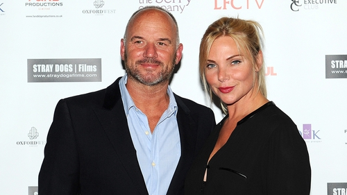 Mark and Samantha Womack, pictured in Liverpool in September 2014