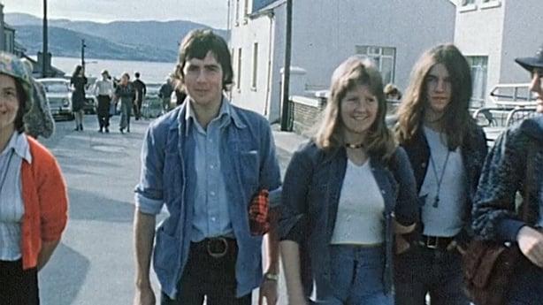 Fleadh Cheoil na hÉireann in Buncrana (1975)