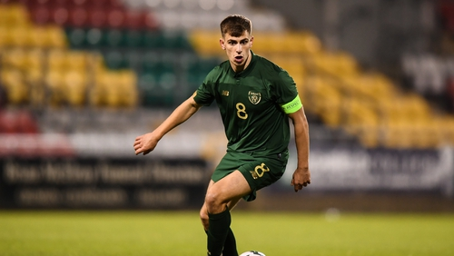 Jayson Molumby shone for the Under-21s