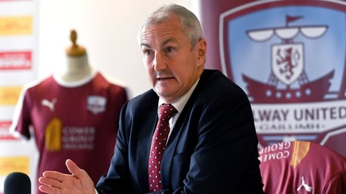 Galway's new manager is looking to build strong foundations to make Galway a force again