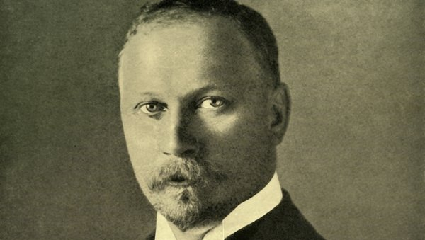 Jan Smuts circa 1918, just a few years before his involvement in the truce talks.