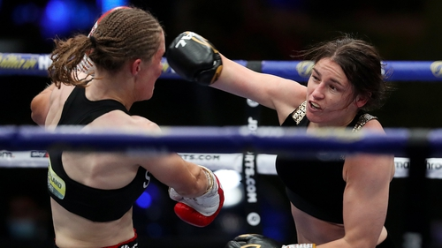 'Delfine Persoon's job was to stop Katie Taylor from being Katie Taylor, to upset her rhythm and routine'