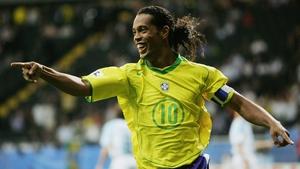 Ronaldinho is self-isolating in a hotel in Brazil