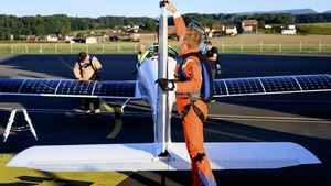 They are seeking to reach the stratosphere with an altitude of 20,000 metres