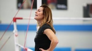 British Gymnastics head national coach Amanda Reddin