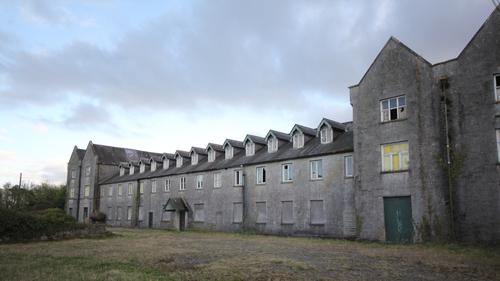 Birr workhouse. Image by Frank Coyne