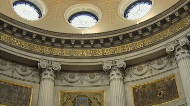 Dublin City Hall Restored (2000)