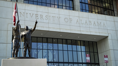 The University of Alabama has reported nearly 1,000 Covid-19 since reopening