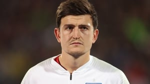 Harry Maguire finds himself out of the frame for England duty