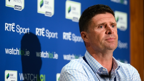 Niall Quinn will be stepping down from his role with the FAI
