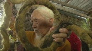 Nguyen Van Chien believes he will die if he cuts his hair