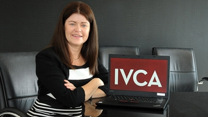 Gillian Buckley, the chairperson of the Irish Venture Capital Association