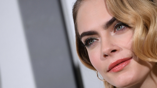 """Cara Delevingne - """"I can only imagine what having a series like this would have meant to the 14-year-old me who struggled to understand feelings that were seen as non-conventional or different"""""""