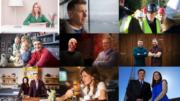 There's plenty to watch on RTÉ this autumn