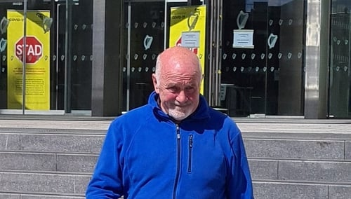 Harry Cassidy was arrested by the Garda National Economic Crime Bureau detectives this morning