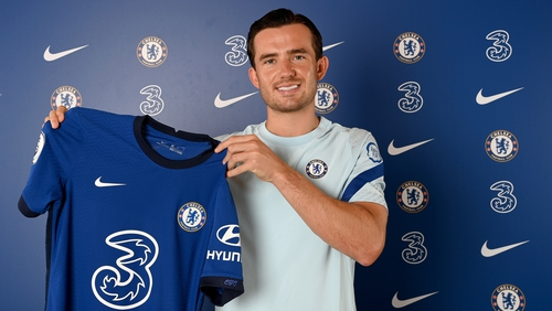 """Ben Chilwell: """"I can't wait to get started."""""""