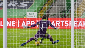 Tokmac Nguen fired home the winner at Celtic Park