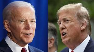 The first debate between Joe Biden and Donald Trump is scheduled for 29 September