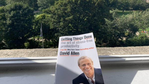 In this week's Reginite, host Áine Kerr will chat to David Allen author of Getting Things Done.