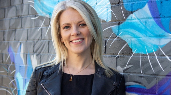 Here is the Beehive is former Laureate na nÓg Sarah Crossan's first novel for adults (Pic: Ger Holland)