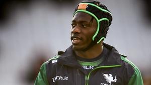 NiyiAdeolokun won an Ireland cap in 2016