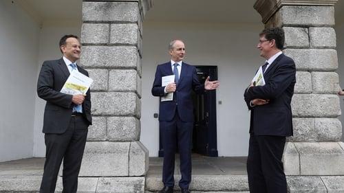 Ursula von der Leyen will be writing to the Taoiseach this evening in relation to Phil Hogan's successor