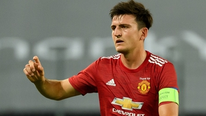"Harry Maguire: ""I tried to run away."""