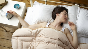 """""""There are some things you can do yourself to adjust your sleep patterns more to work and avoid """"social jetlag"""" on Monday morning"""" Photo: Getty Images"""