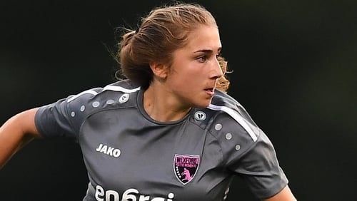 Molloy's performances for Wexford have earned her a call-up